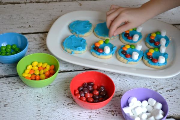 Rainbow Cookies by Sweet Threads Clothing Co on Everyday Party Magazine