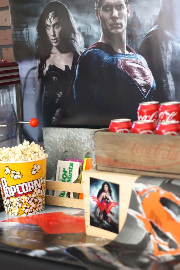 Everyday Party Magazine Batman vs Superman Viewing Party