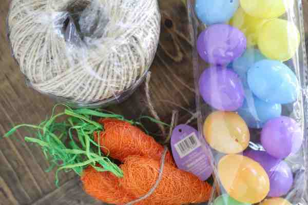 Everyday Party Magazine Easter Egg Garland