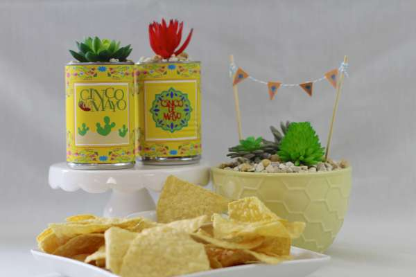 Everyday Party Magazine Simple Cinco De Mayo Decor
