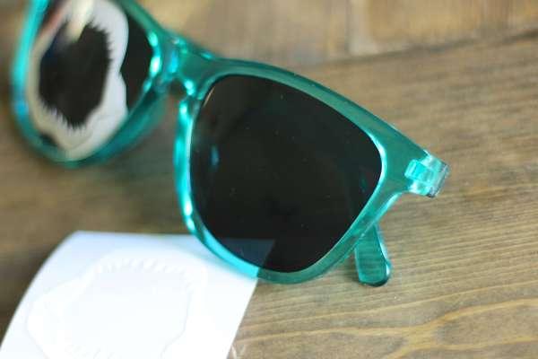 Everyday Party Magazine Shark Sunglasses DIY