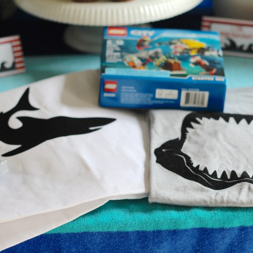 Everyday Party Magazine Shark Week Shirt