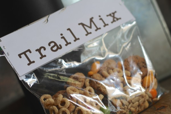 Everyday Party Magazine Trail Mix Recipe