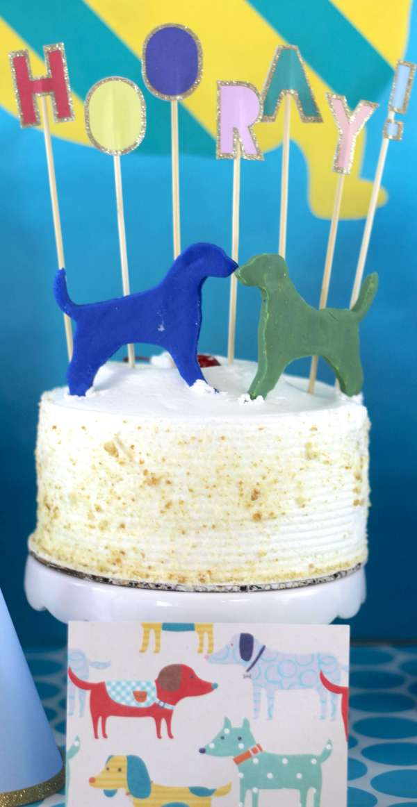 Everyday Party Magazine Doggone Fun Birthday Party