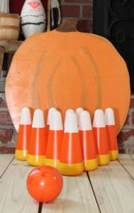 Everyday Party Magazine Candy Corn Carnival