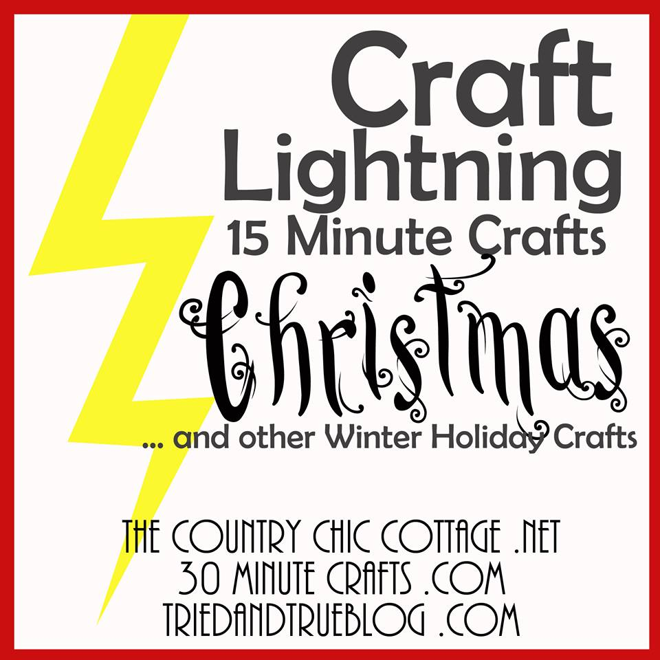 Everyday Party Magazine Craft Lightning 2016
