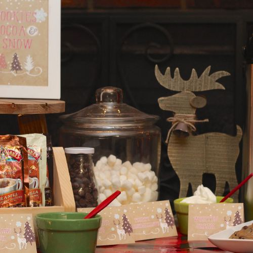 Everyday Party Magazine Hot Cocoa Party