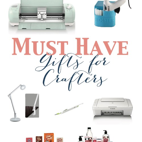 Everyday Party Magazine Must Have Gifts for Crafters