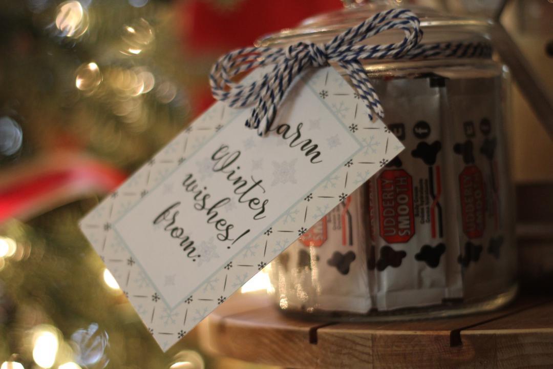 Everyday Party Magazine Warm Winter Wishes