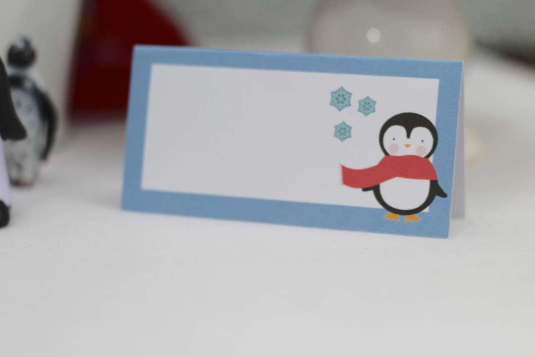 Everyday Party Magazine Penguin Party Printables