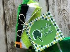 Everyday Party Magazine Lucky Socks Printable