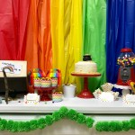 Everyday Party Magazine Rainbow Leprechaun Hunt
