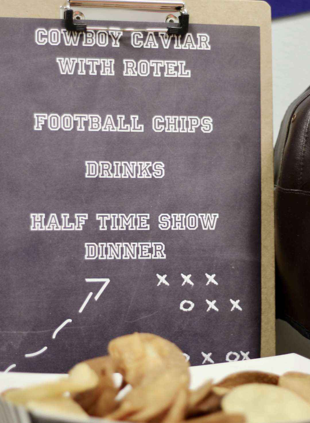 Everyday Party Magazine Football Watch Party