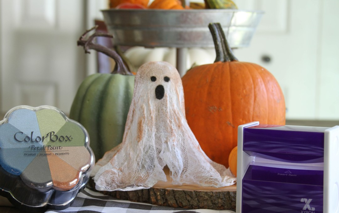 Everyday Party Magazine Halloween Ghost DIY