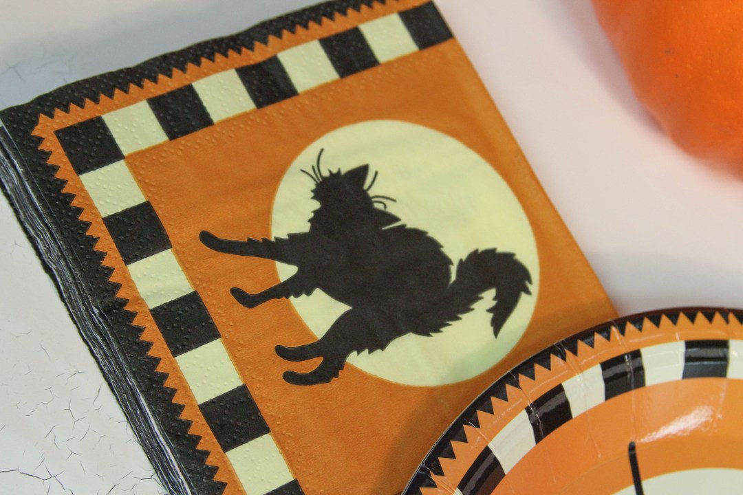 Everyday Party Magazine Halloween Silhouette Party