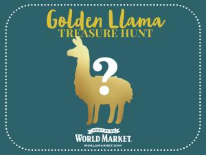 Everyday Party Magazine Llama Love World Market Holiday