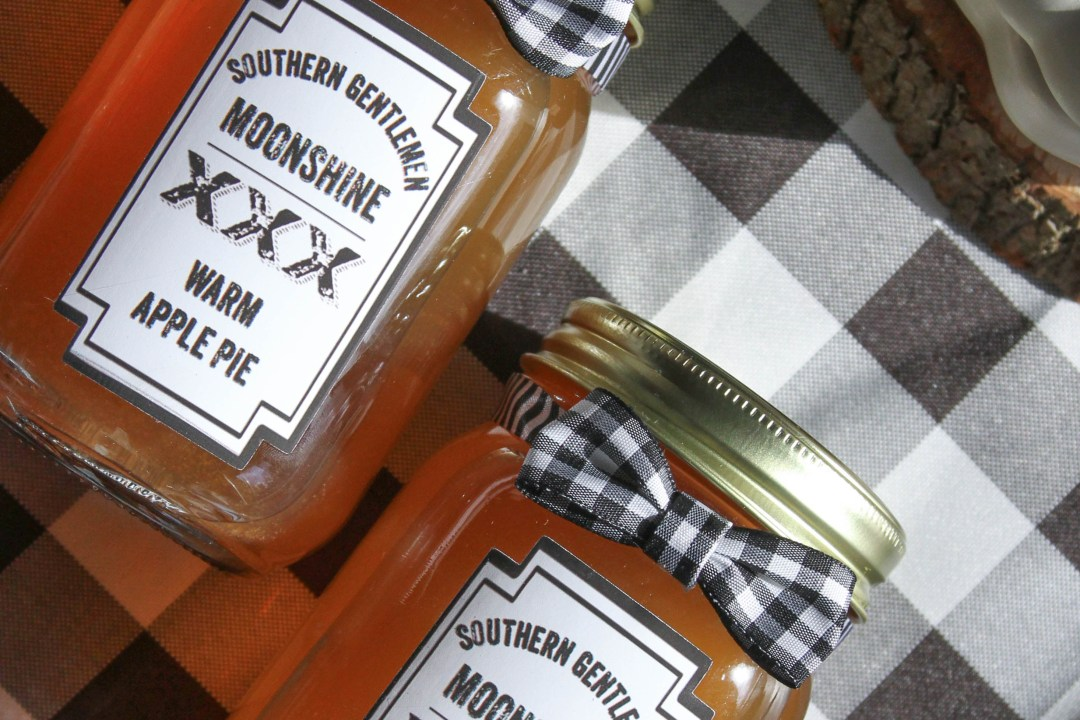 Everyday Party Magazine Apple Pie Moonshine Recipe