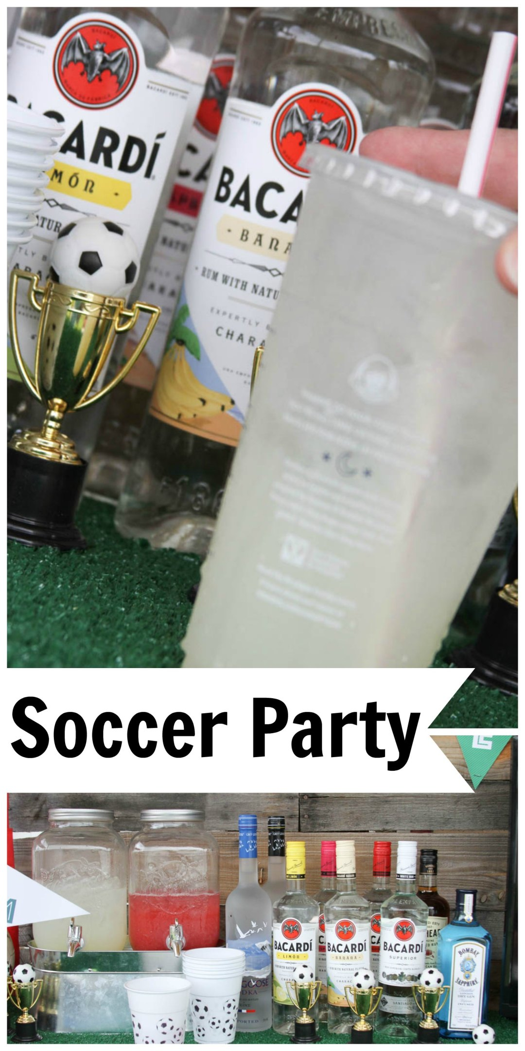 Everyday Party Magazine Soccer Viewing Party