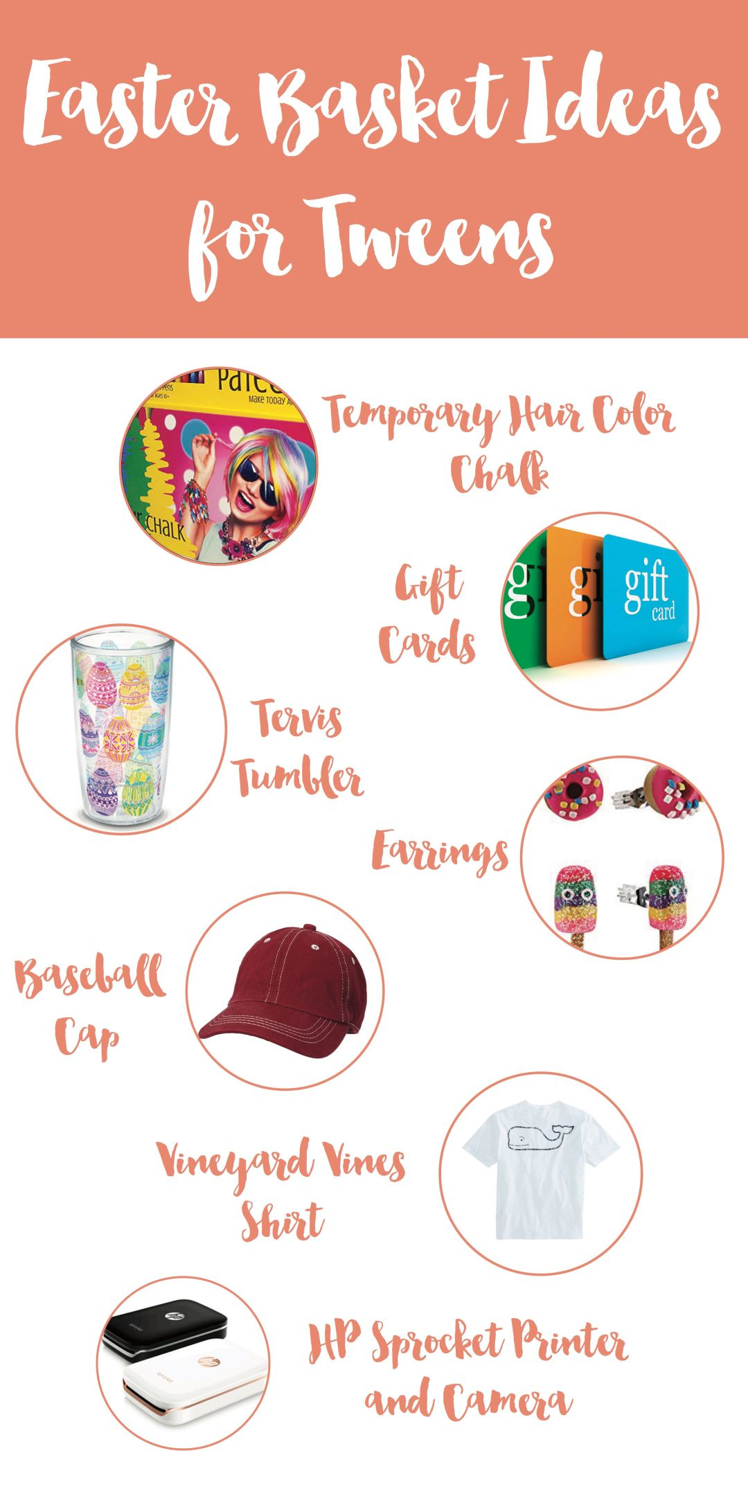 Everyday Party Magazine Easter Basket Ideas Tween #Easter #GiftGuide #Teen