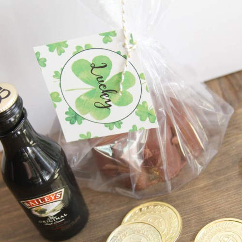 Everyday Party Magazine Irish Cream Fudge #IrishCream #StPatricksDay #Recipe
