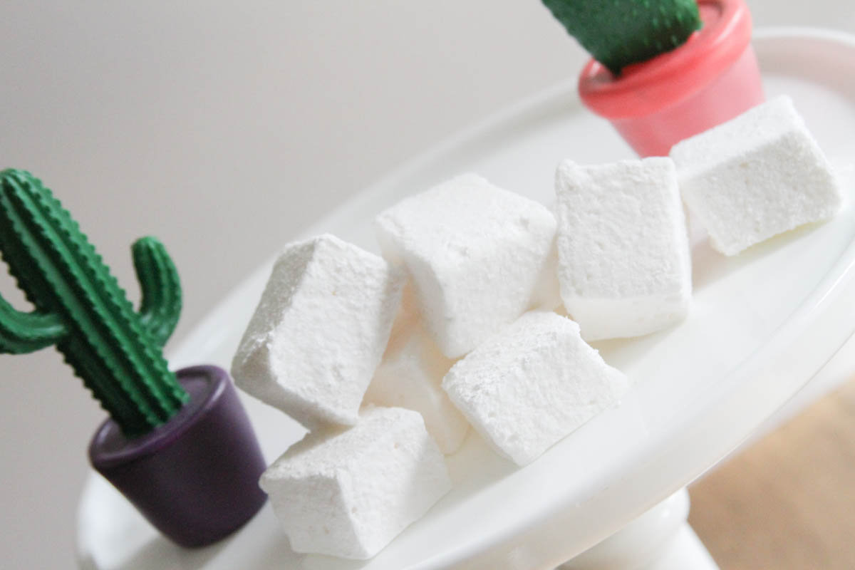 Everyday Party Magazine Desert Pear Marshmallow Recipe #MarshmallowRecipe #AltonBrown #DesertPear