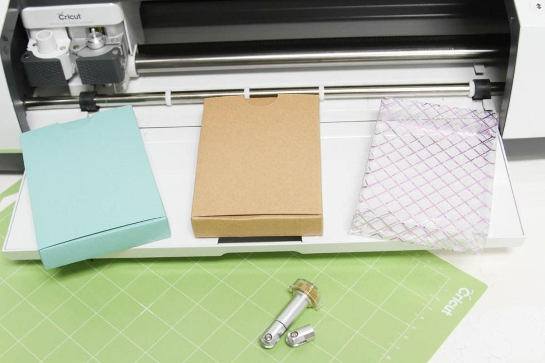 Everyday Party Magazine DIY Activity Boxes #CricutMade #Cricut #DIY #Scoring Wheel