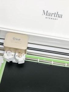 Martha Stewart Cricut Explore Air 2