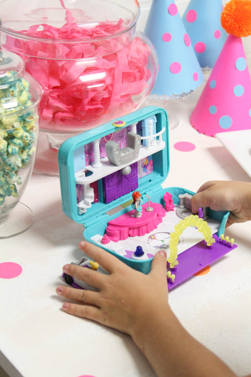 Kids Party Polly Pocket