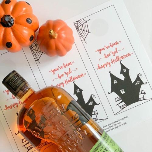 Halloween Pumpkins Halloween Tag Bourbon