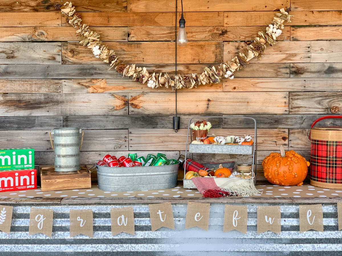 Fall Party Counter