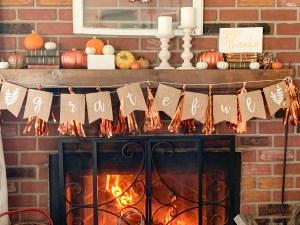 Grateful Fire Place