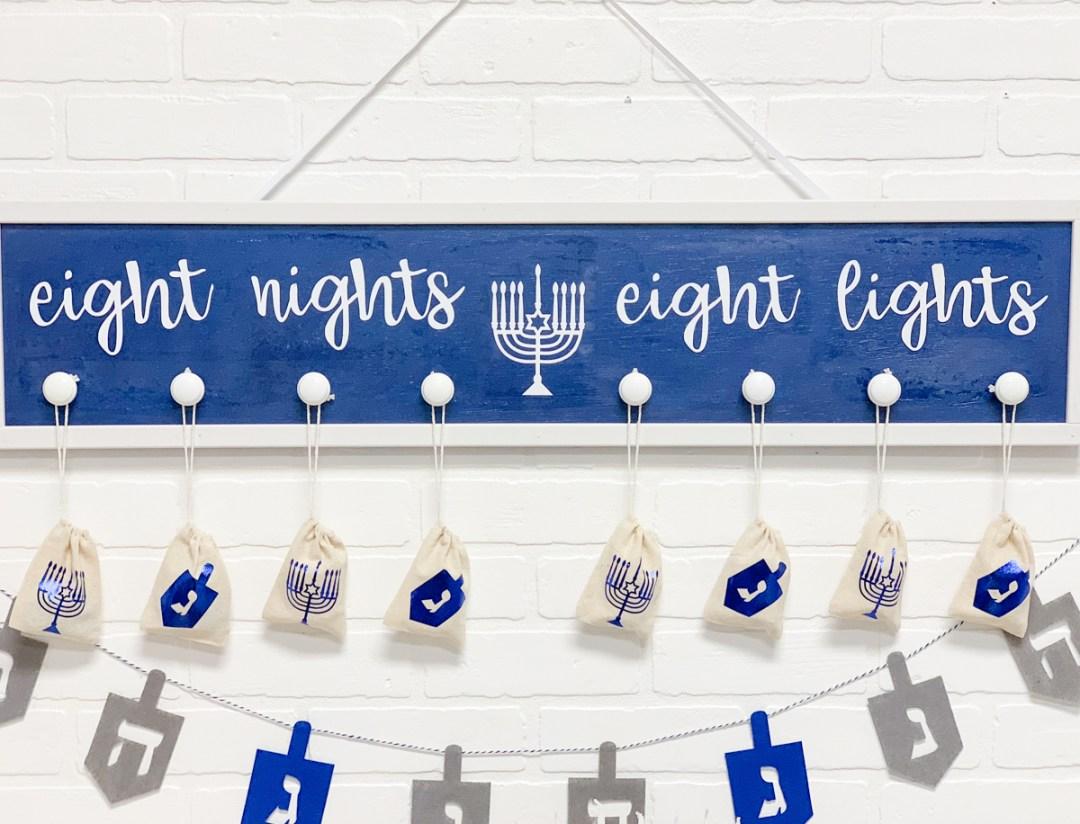 Hanukkah Sign