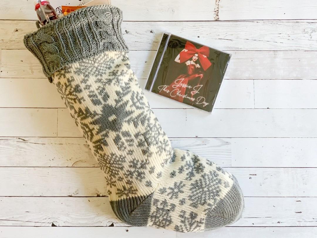 Stocking Christmas CD