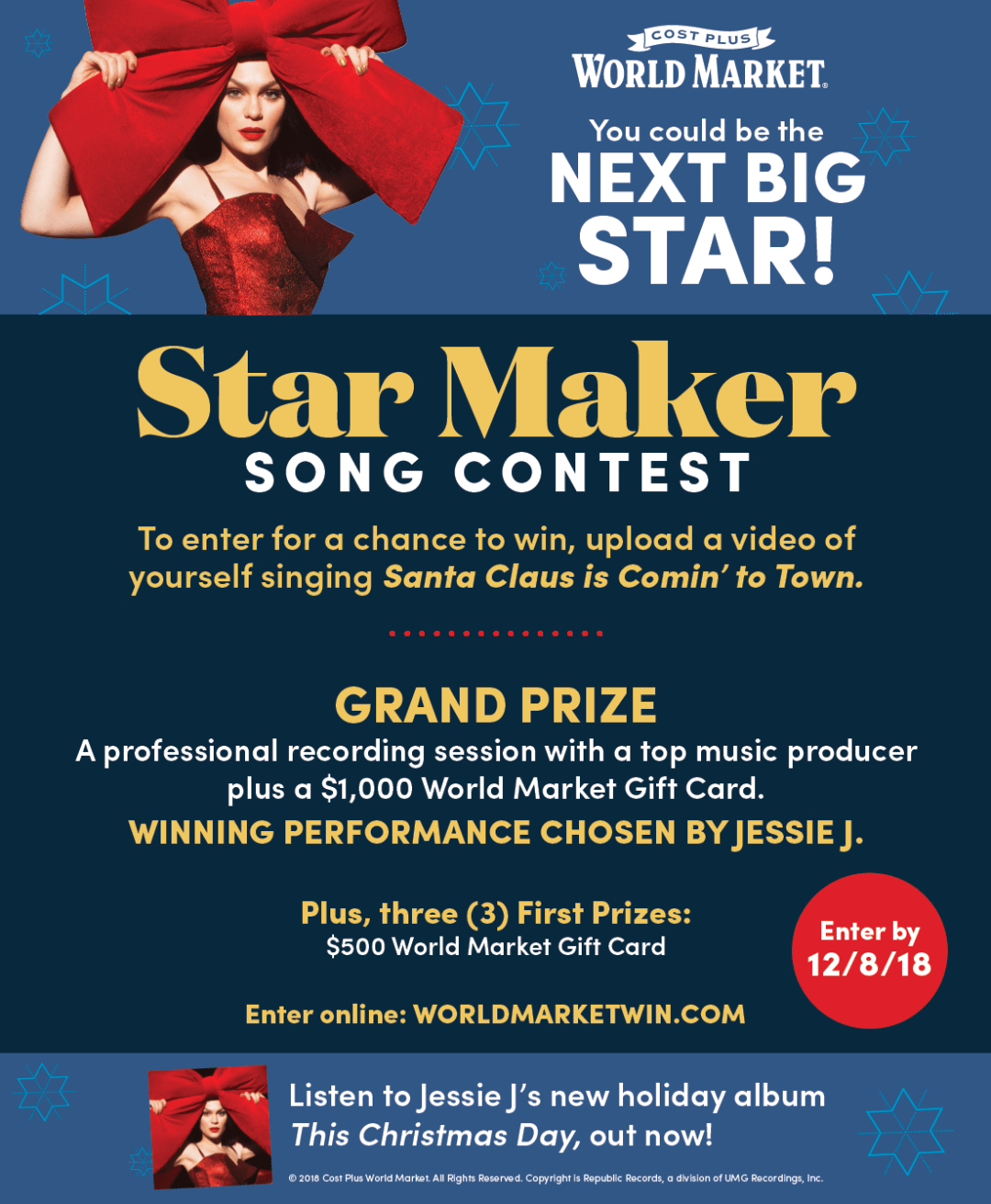 Star Maker Song Contest Image