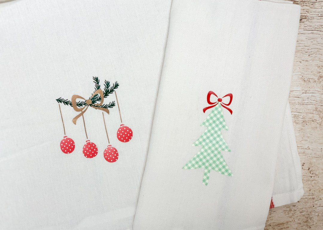 Holiday Kitchen Towels