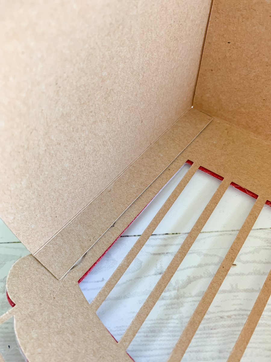 Kraft Board Box Assembly