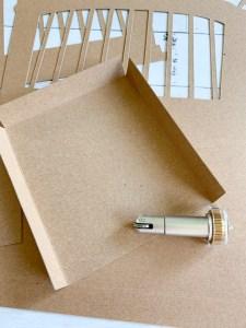 Kraft Board Box Cricut Scoring Wheel