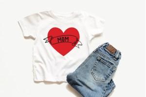 Little Boy's Valentine Shirt
