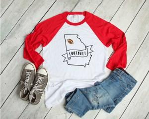 Georgia-Football-Shirt