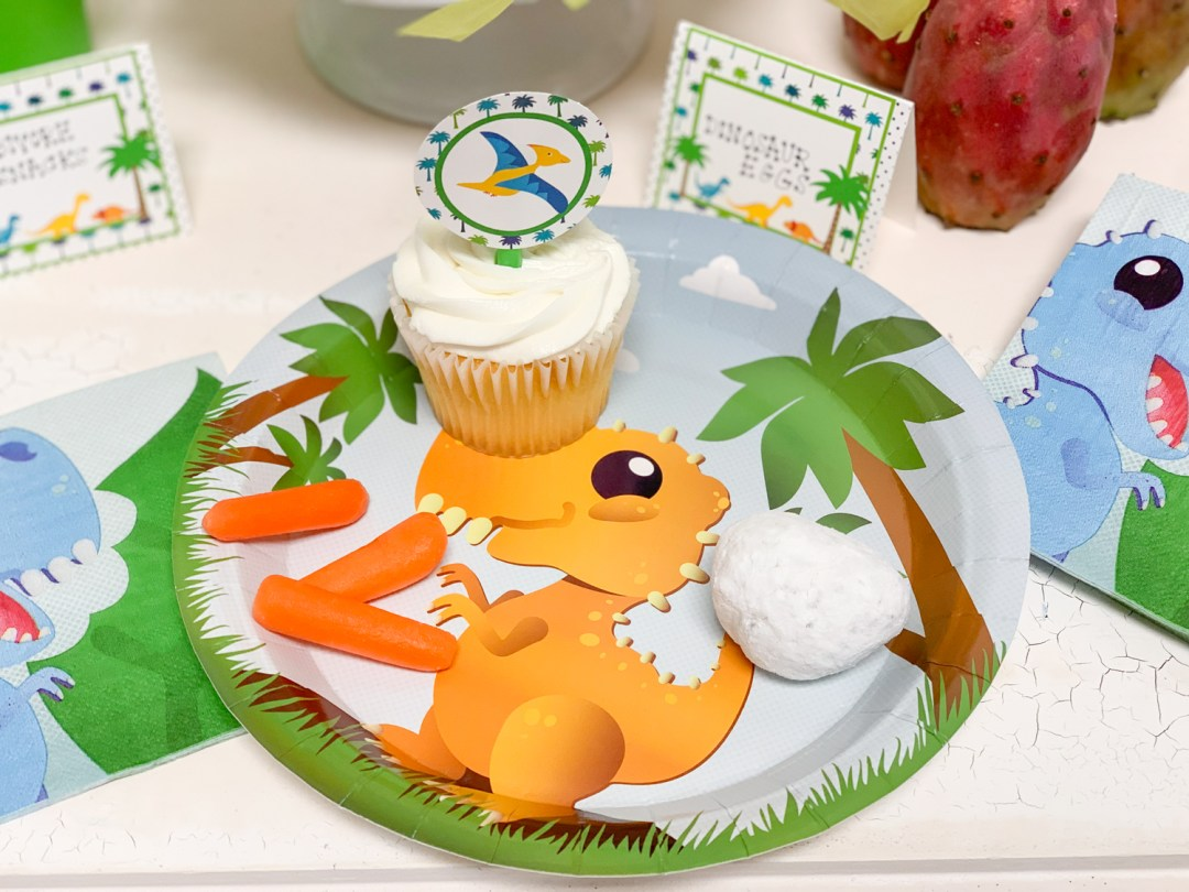 Kids Dinosaur Party