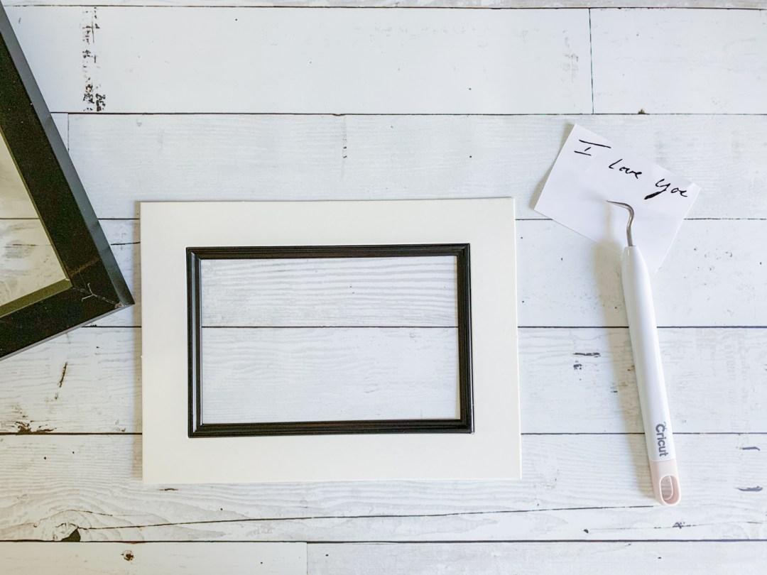 Frame Cricut Vinyl Cricut Tools