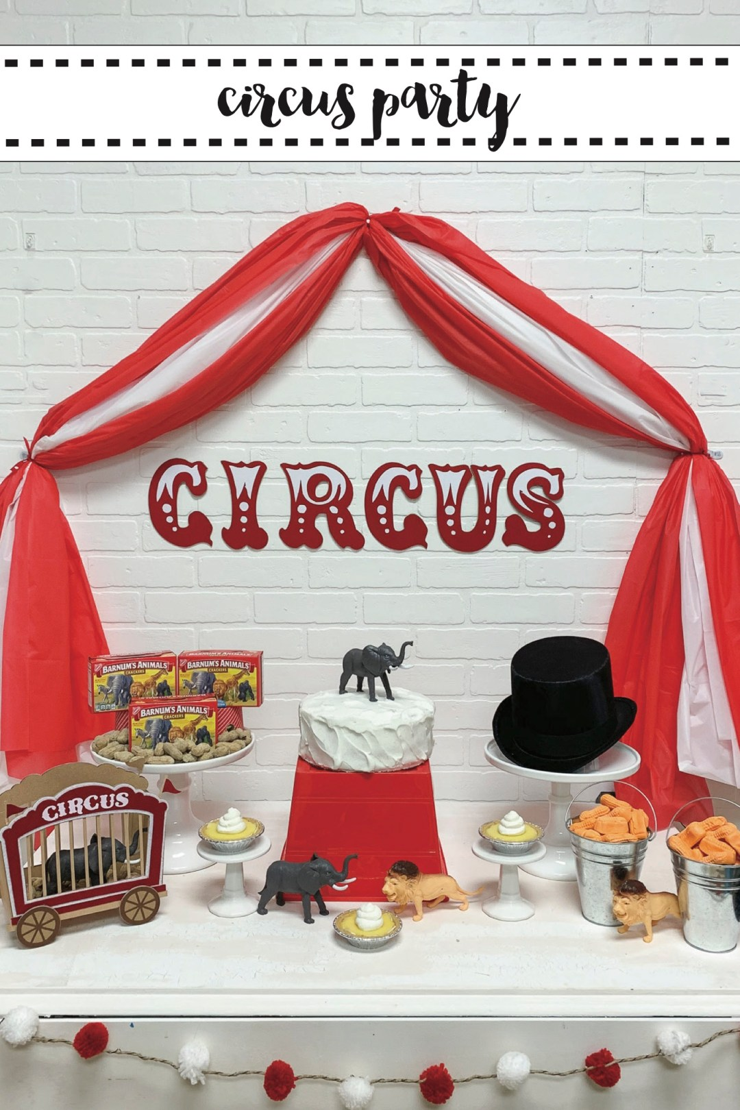 Circus Party Inspiration