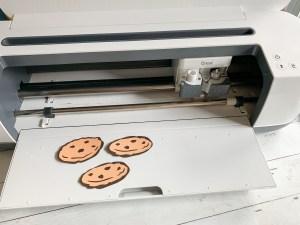 Cricut Maker Paper Cookies