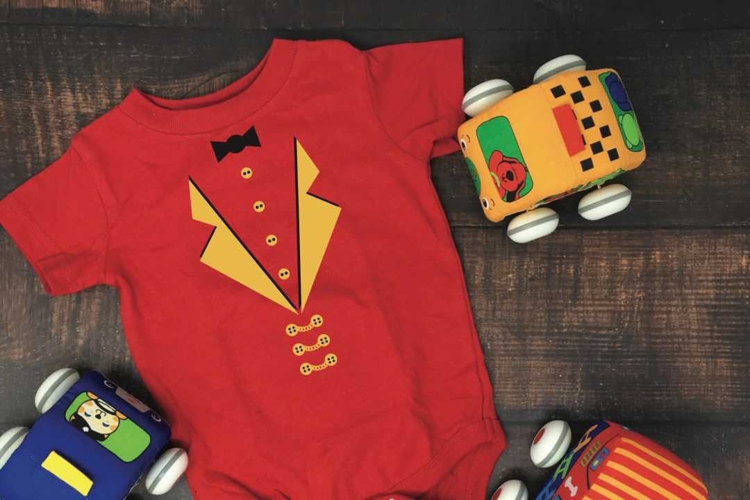 Baby Ringmaster Onesie Toy Cars