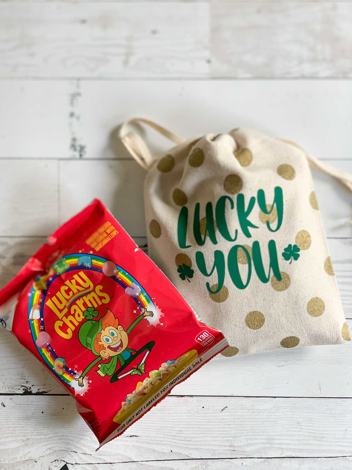 St. Patrick's Day Goodie Bag