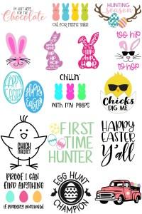 Easter SVG images