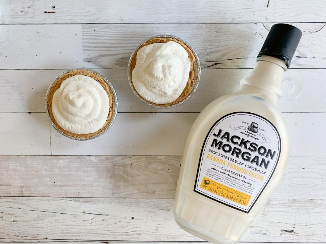 Jackson Morgan Southern Cream Banana Cream Pies