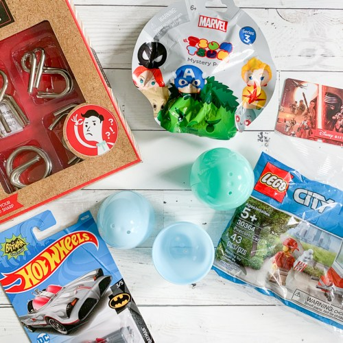 Tsum Tsum Brain Teaser batman Hot Wheels LEGO set Disney Gift Card