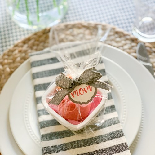 Mother's Day Party Place Setting