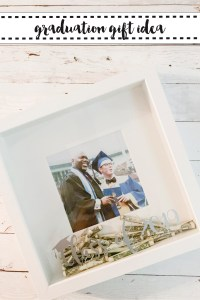 Shadowbox Graduation Frame